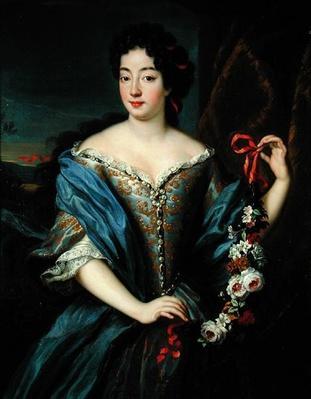 Portrait of Anne de Baviere