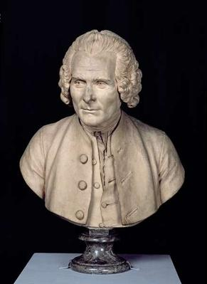 Bust of Jean Jacques Rousseau