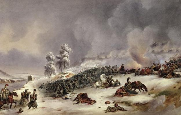 Battle of Krasnoi, 18th November 1812