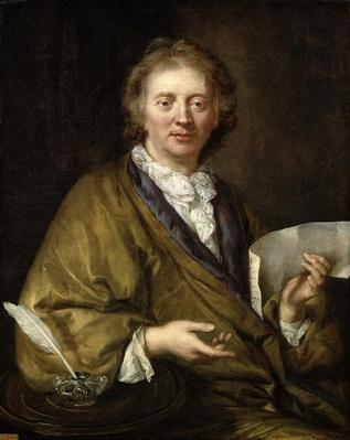 Portrait of a Man, presumed to be Francois II Couperin