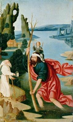 The Legend of St. Christopher