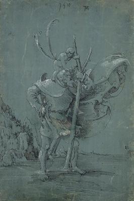 Saint Christopher, 1510