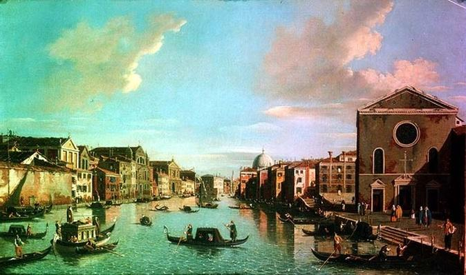 The Grand Canal, Venice, 18th century