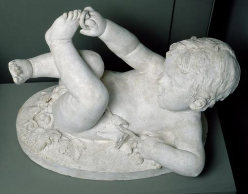 Child Playing with his Foot, 1779