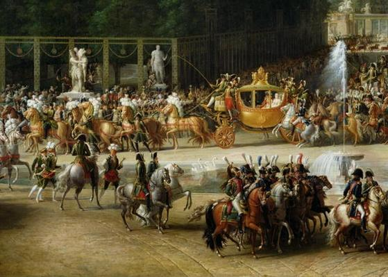The Entry of Napoleon