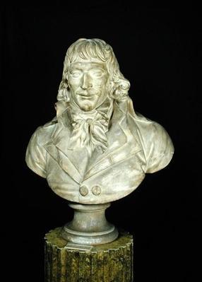 Portrait Bust of Camille Desmoulins