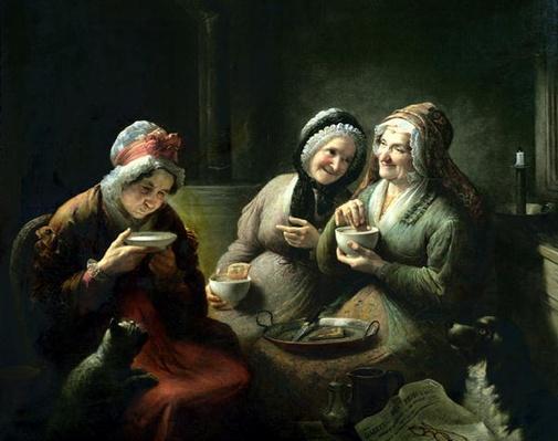 The Three Gossips