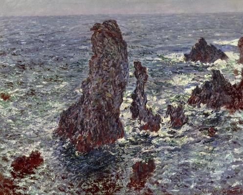 The Rocks at Belle-Ile, 1886