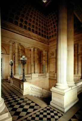 L'Escalier d'Honneur, built in 1768