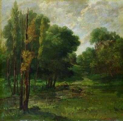 Forest Landscape, 1864