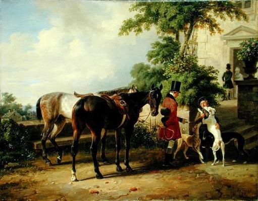 The Groom, 1836