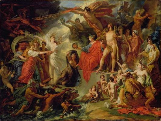The Triumph of Civilization, c.1794-98