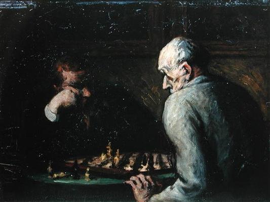 The Chess Players, c.1863-67