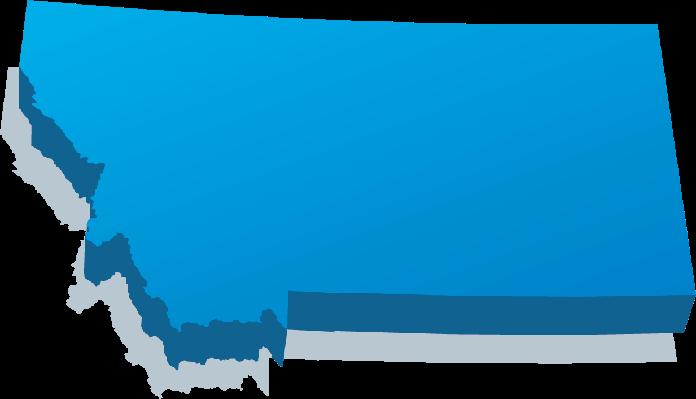 Montana Map | Clipart