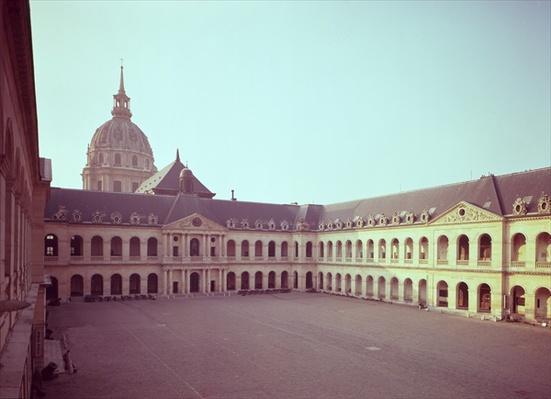 The Cour d'Honneur, built 1679-1706