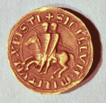 Seal of the Templars