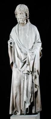 Melancholic Apostle, originally from Sainte-Chapelle de Paris