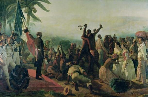 Proclamation of the Abolition of Slavery in the French Colonies, 23rd April 1848, 1849