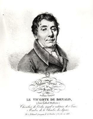 Louis, Vicomte de Blonald