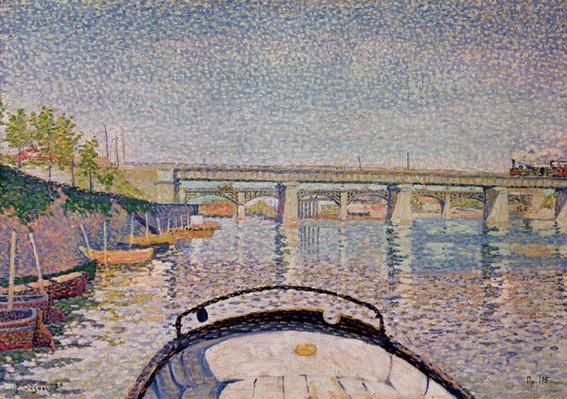 The Bridge at Asnieres, 1888