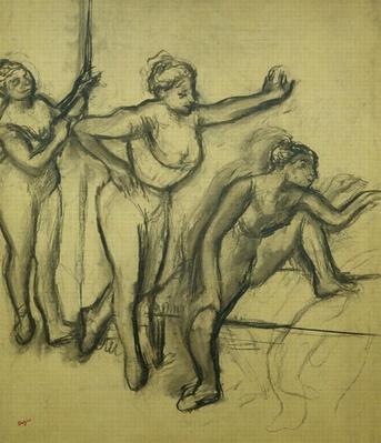 Three Dancers, c.1900