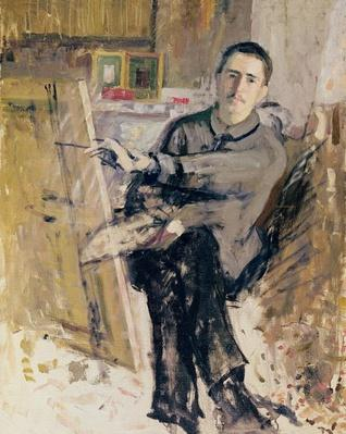 Self Portrait, c.1907-08