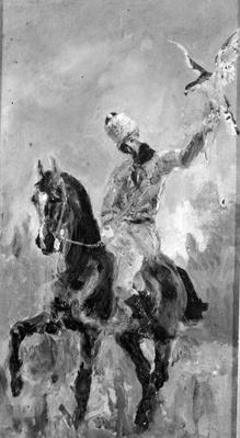 Comte Alphonse de Toulouse-Lautrec