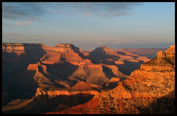Sunset, Grand Canyon National Park | Ken Burns: The National Parks