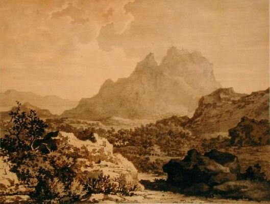 Mountainous Landscape, c.1780