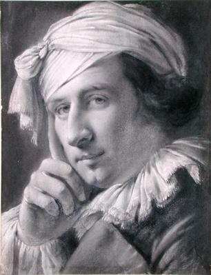 Portrait of a Man, c.1768