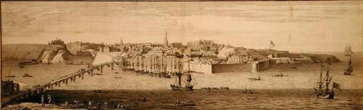 The South View of Berwick Upon Tweed, c.1743-45