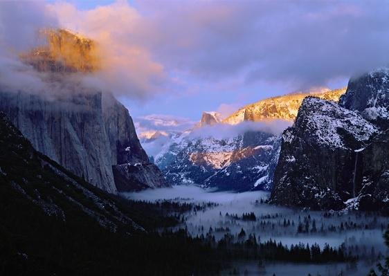 Yosemite Valley | Ken Burns: The National Parks