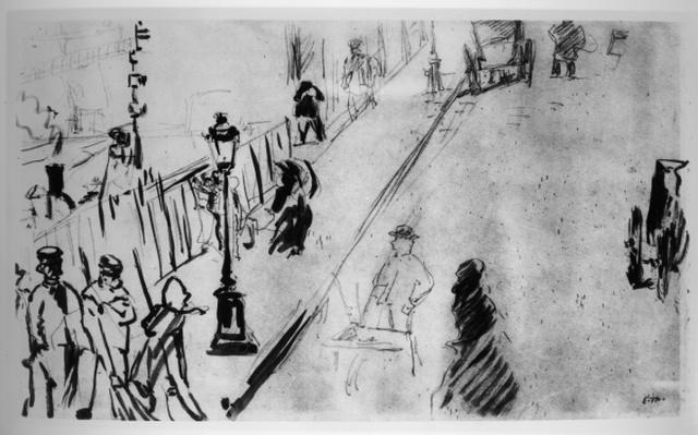 Rue Mosnier, c.1878