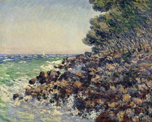 Cap Martin, 1884