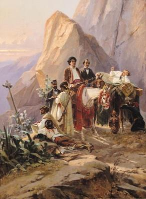 Journey from Paris to Cadiz, 1846