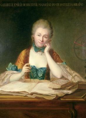 Madame du Chatelet-Lomont
