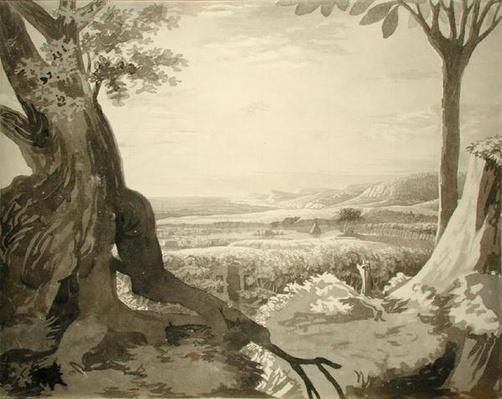 Nile Valley Landscape, 1805-6