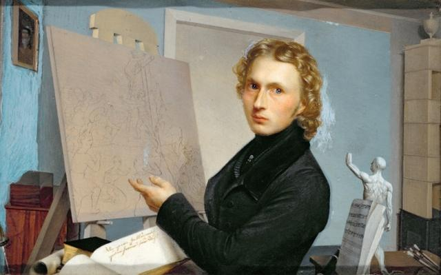 Self Portrait, 1822
