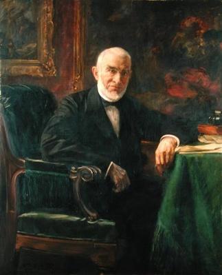 Senator Ferdinand Moring
