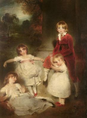 The Children of John Angerstein