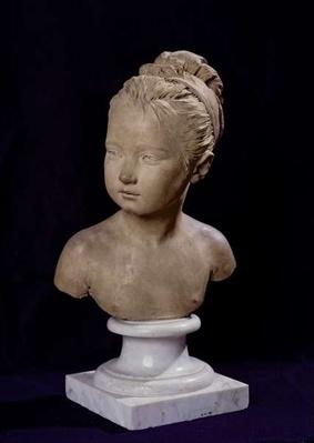 Bust of Louise Brongniart, 1777