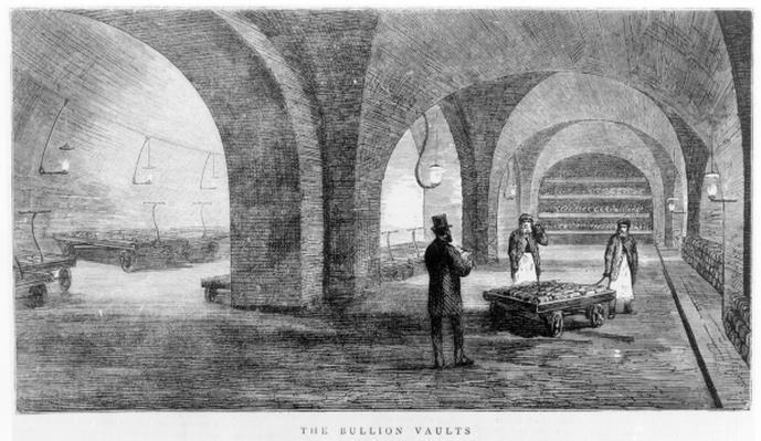 The Bullion Vaults