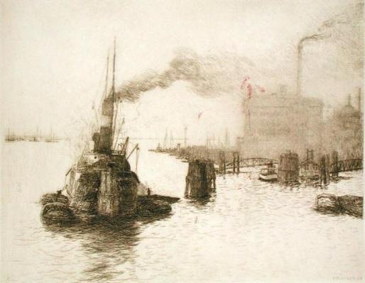 Hafen, 1904