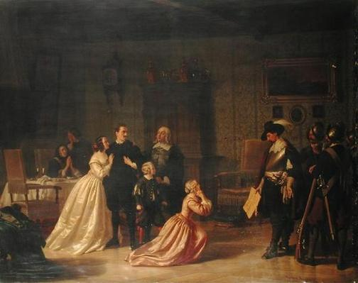 The Arrest of a Patrician During the Thirty Year War