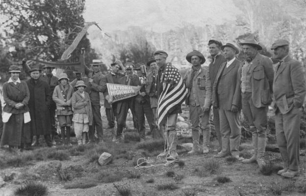 Stephen Mather, 1915   Ken Burns: The National Parks