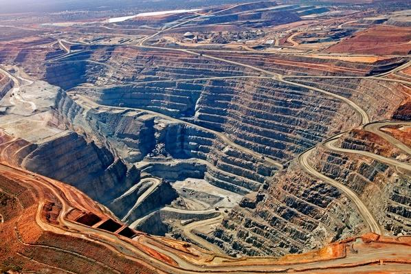 Gold Mine,Western Australia | Earth's Resources