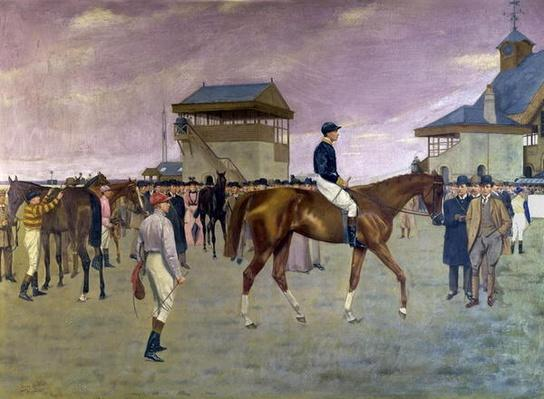 The Owner's Enclosure, Newmarket