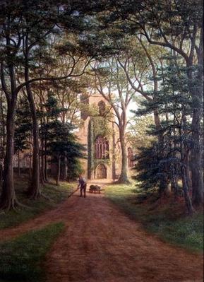 Harewood Church, Yorkshire
