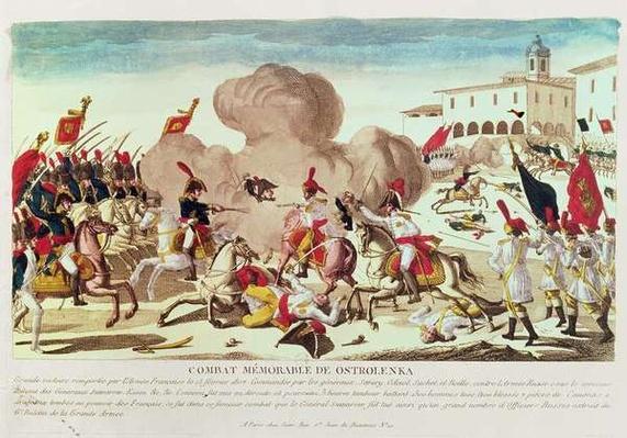 The Battle of Ostrolenka, 15th February 1807, 1807