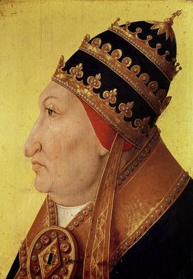 Portrait of Rodrigo Borgia